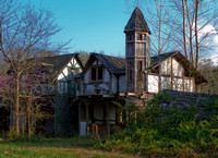 Watch Tower - Abandoned Renaissance Faire in Virginia